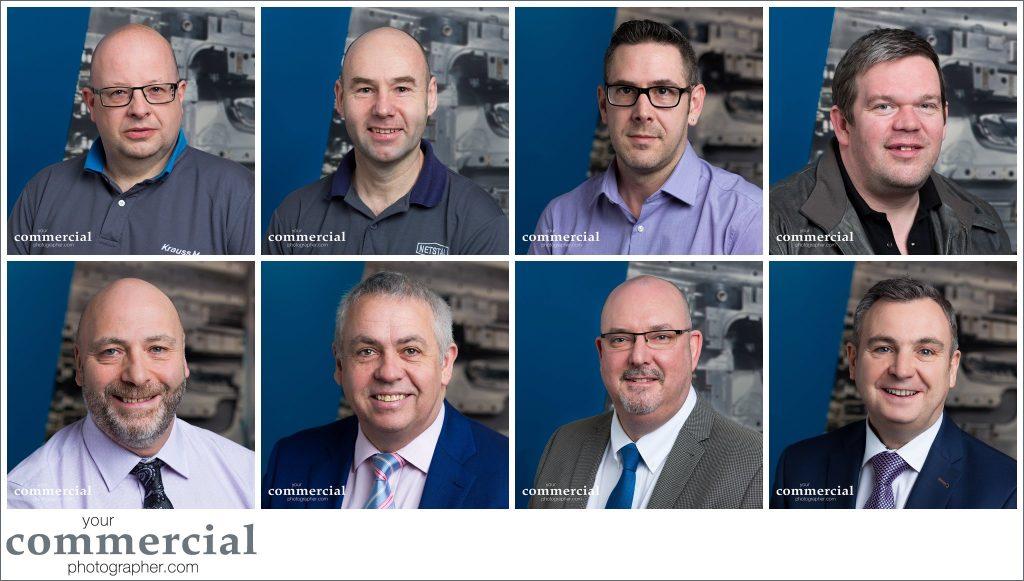 Staff photos in Lancashire