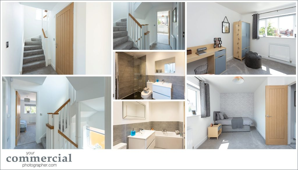 Photogrpahy for property developers in Cheshire and Manchester