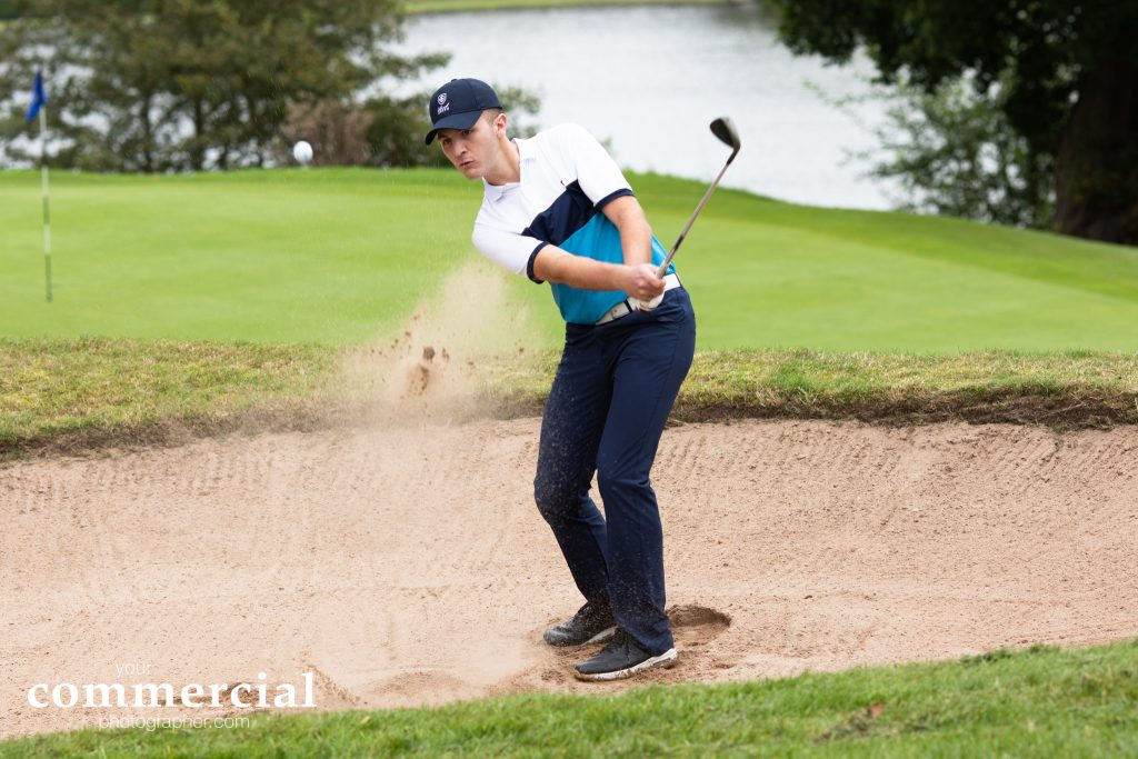 Golf lifestyle product photography Liverpool